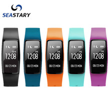 Original S1 Smartband IP67 Waterproof Wristband Bracelet with Smart Heart Rate Fitness Touchpad OLED Better Than Xiaomi Mi Band2