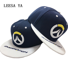 New Online Game Overwatch Cap Watchman Pioneer Baseball Cap Hat Overwatch Snapback Hats Adjustable Hip-hop Caps For Men Women