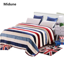 Winter Thicken baby adult scarf Ferret cashmere warm blankets brand fleece soft throw on Sofa/Bed/Plane Travel Plaids blanket(China)