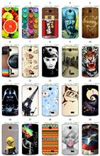 free ship breaking bad cat the walking dead tiger 20designs hybrid retail white hard cover cases for LG Optimus F60 LS660 D392