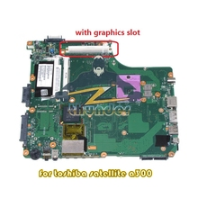 V000127130 PN 1310A2171553 for toshiba satellite A300 A350 laptop motherboard DDR2 PM45