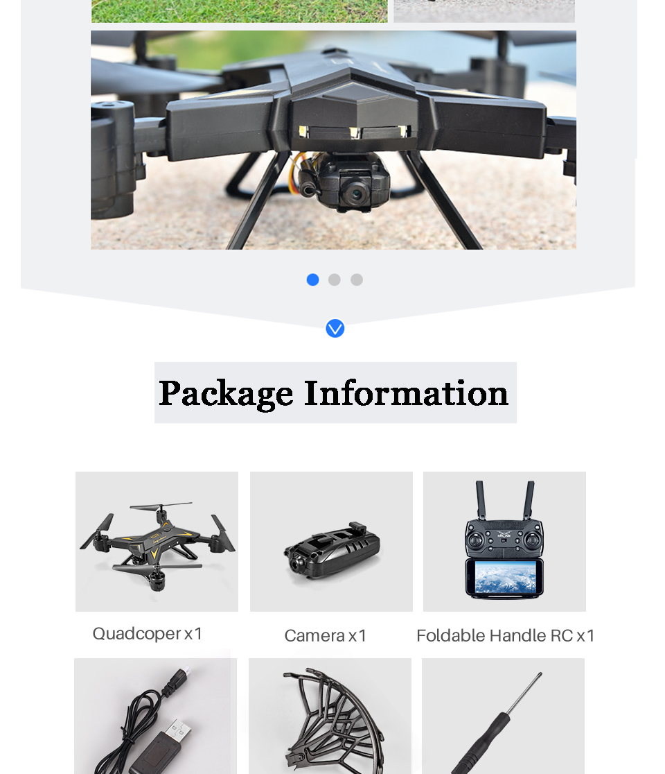T-Rex RC Helicopter Drone with Camera HD 1080P WIFI FPV RC Drone Professional Foldable Quadrocopter Long Battery Life 15