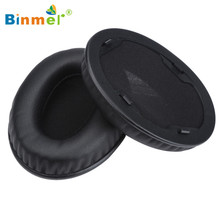Hot sale BINMER Black 1 Pair Earphone Pad Accessory Replacement Ear Pads Cushion Cup For Beats By Dr.Dre Studio Headphone Gifts
