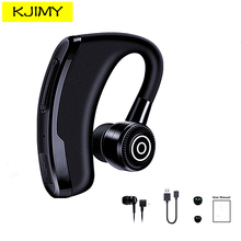 Buy KJIMY Handsfree Wireless Bluetooth Headsets Earphones Phone Noise Cancelling Bluetooth Headphone Driver Office Sports P9 for $13.24 in AliExpress store