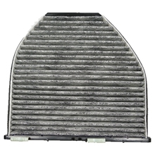 Cabin Air Filter for Mercedes W204 W212 C250 C350 E350 E550 C63 AMG C300 MANN CUK29005 / 2048300018 ST161C(China)