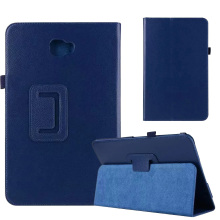 1pcs/lot Lichee Series Leather Case With Stand For Samsung Galaxy Tab A 10.1 T580 T585(Hong Kong)