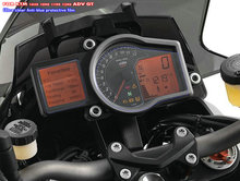 Km table Protection Film for ktm 1050 1190 1290 adv /GT /DUKE R protective film wear-resistant anti-ultraviolet Anti-blue light(China)