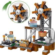 Buy 0515 World Minecrafted Mine Building Blocks Toy Compatible Legoing Building Blocks City Educational Boy Girl bricks figures for $12.98 in AliExpress store