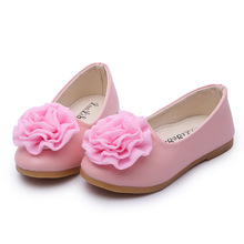 Girls Shoes Princess Kids Students Footwear Children 's  Baby Dance Shoes Wedding girl's pink wedding shoes