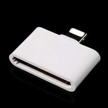Mobile Phone Adapter Converter Charger Adapter 30 pin female to 8 pin male adapter for Apple iphone 4 to 5 5G 5S 6 6s 6plus