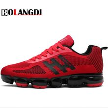 Bolangdi 2017 Professional Mens Running Shoes Breathable Outdoor Trainers Walking Sport Shoes Brand Man Athletic Sport Sneakers