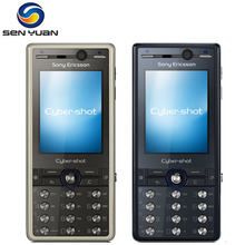 Original Sony Ericsson K810i K810 cell phone 3.2MP Camera Bluetooth FM Radio JAVA k810 mobile phone
