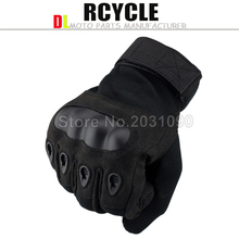 Motorcycle Rally Red Gloves Fit for BMW Halley Yamaha Honda