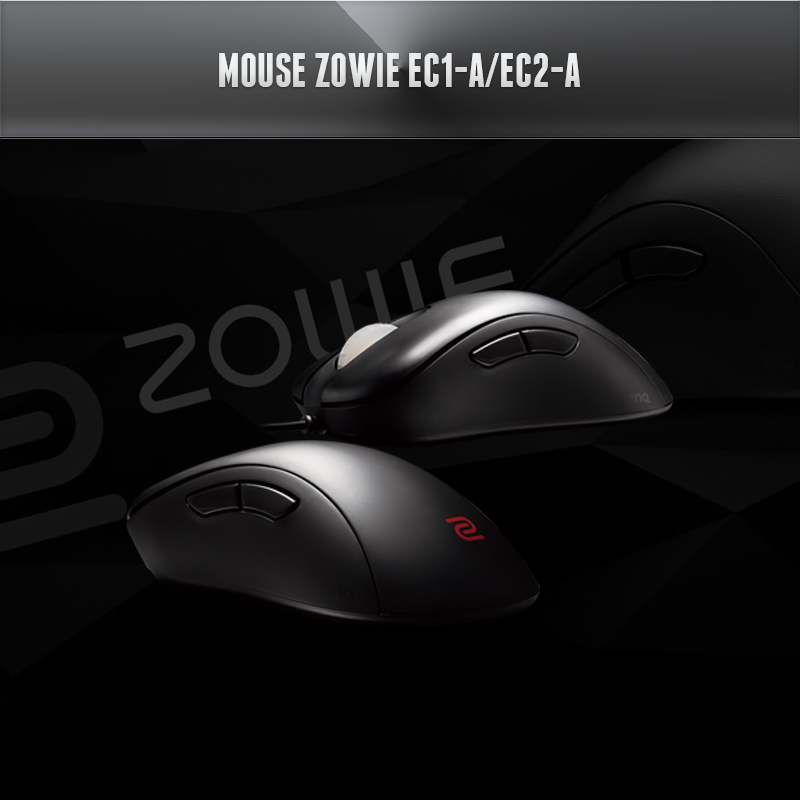 Benq 3360 Gaming-Mouse E-Sports EC1-A/EC2-A Brand-New for Retail-Box Fast  title=
