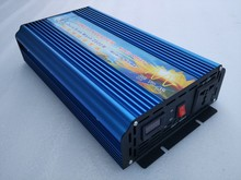 2.5KW 12 Volt 220 Volt Solar Off Grid DC-AC Inverter Pure Sine Wave 2500W(China)