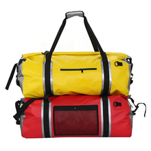 GZL 80L Yellow/red Ultralight Waterproof Dry Bag for Travel Rafting Drifting Kayaking Hike dry bag TB0015