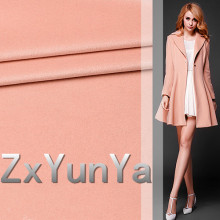 The new 148cm wide wool cashmere fabric 91.7% cashmere wool ladies temperament pink hair along the wool fabric(China)