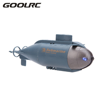 GOOLRC Hot Sale 777-216 Mini Remote Control Racing RC Submarine RC B oats Electric Toys with 40MHz Transmitter(China)