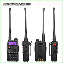 Hunt Portable Walkie Talkie Set UV 5R Baofeng Uv5r for transceiver Scanner CB Radio Communicator Baofeng UV-5R Ham Radio Station
