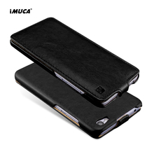 iMUCA Flip Leather Case For Xiaomi Redmi Note 5A Case Luxury Wallet Phone Case Back Cover For Xiaomi Redmi Note 5a Pro Prime(China)
