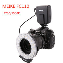Meike FC-110 LED Macro Ring Flash for Canon/Nikon/Pentax/Olympus