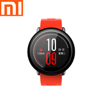 Xiaomi Huami AMAZFIT Smart Watch GPS Running Bluetooth 4.0 Watch Heart Rate Step Count Riding On Wrist Watch Best Sports Select(China)