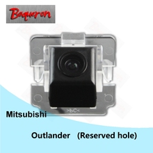 Buy BOQUERON Mitsubishi Outlander License Plate Lamp SONY Waterproof HD CCD Car Camera Reversing Reverse rear view camera for $24.21 in AliExpress store