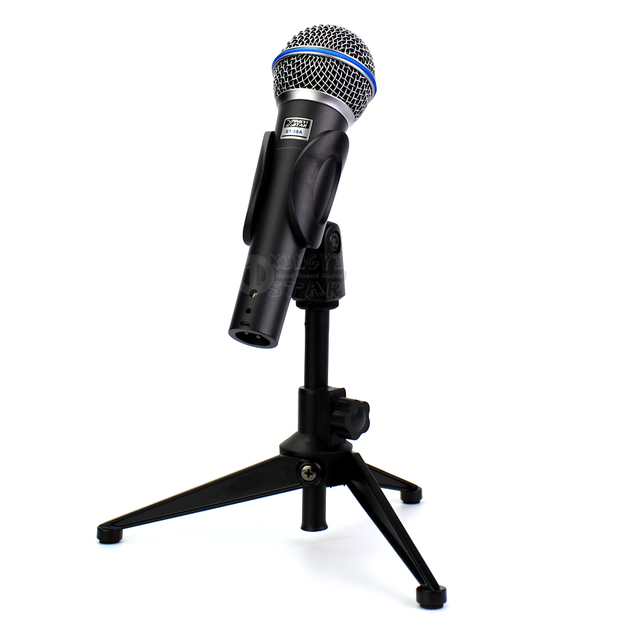 Professional Wired Handheld Mic 9