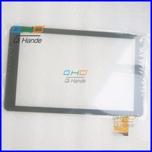 High Quality Black New For 10.1'' inch XN1629 Capacitive Touch Screen Digitizer Sensor Replacement Parts Free Shipping
