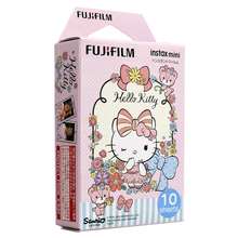 Fujifilm Instax Mini Hello Kitty HK Instant 10 Film for Fuji 7s 8 25 50s 70 90 / Polaroid 300 & SP-1 Printer(Hong Kong)