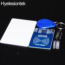 MFRC-522 RC-522 RC522 RFID Reader IC Card Leitor Arduino UNO Kit RFID-RC522 IC SPI Writer Card Read Antenna Proximity Board