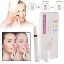 3 Colors Acne Pen LED Soft Laser Blemish Removal Light Treatment Skin Face Tool
