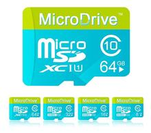 Micro SD Card 64GB 128GB Memory Card 256GB Microsd TF Card High Speed Micro SD Card Class 10 For Phone Camera Free Ship + gift(China)