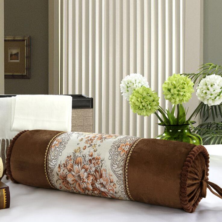 Подушки и валики для кровати своими руками 93