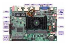 3.5 inch D525 on-board computer industry POS medical 12VDC embedded motherboard advertising board 100% tested perfect quality