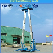 12m home hydraulic lift elevator with widely use