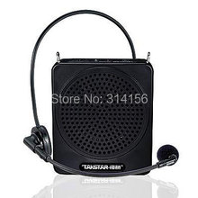 Takstar E180M Mini Portable Amplifier 12W Support USB disk&TF  card MP3 music play use for Teaching/tour guiding ect