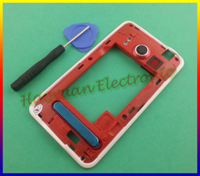 HAOYUAN.P.W For HTC Evo 4G A9292 Replace Original Middle Plate Back Frame Housing cover case free shipping(China)