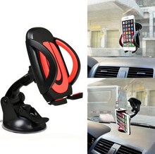 Universal 360 Degree Car Windscreen Dashboard Mount Stand Holder For Cell Phone GPS