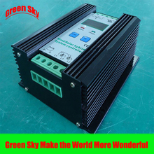 Green Sky Technology Supply Intelligent LCD Display 24V 800W mppt charge hybrid charge controller