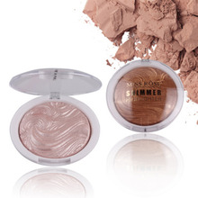 Brand New face makeup shimmer highlighter powder 6 colors brighten baked bronzer powder contouring makeup palette kit