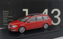 1:43 Volkswagen German VW PASSAT Wagon Sportback Die Cast Model Car Metal Model Festival Gifts Vehicle