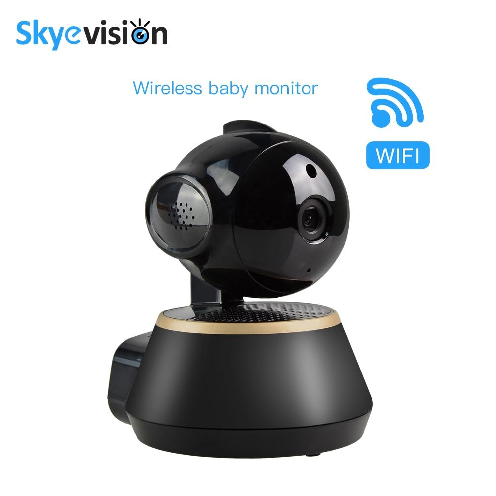 Skyevision 720P Home Security Mini WiFi Wireless IP Camera IR Night Vision CCTV Network  Home Surveillance Baby Monitor Camera<br>