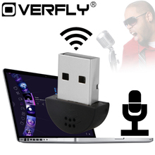 Portable Mini USB 2.0 Microphone USB Mic Studio Speech Super MIC Audio Adapter Driver Free for MSN PC Notebook Lectures Teaching
