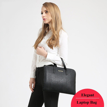 2017 Newest Women Laptop Briefcase 13 14 15.6 Inch Fashion Laptop Bag For Macbook Air 11 13 Notebook Bags Bolsas Femininas