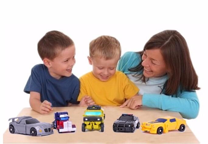 Трансформеры Игрушки Мини Роботы Вертолёт Фигурки Игрушки Оптимус Прайм Brinquedos детей игрушки подарок Размеры: 19см*12см
