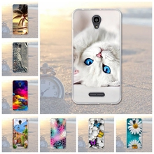 "Case For Alcatel One Touch Pop 4 PLUS 4 Plus 5.5"" Fashion Painted Case For Alcatel One Touch POP 4 Plus 5056D Bags Fundas Skin"