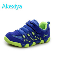 2017 Hot Breathable Children Shoes Girls Boys Shoes New Brand Kids Genuine Leather Sneakers Sport Shoes Fashion Casual Children