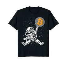 Buy Bitcoin Moon Shirt Astronaut Bitcoin HODL BTC Crypto for $12.95 in AliExpress store