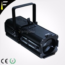 FTX-200Z RGBW 4in1 LED 200w Zoom Profile Light TV Studio Theater Stage Light Profile Spotlights with 17-50 Degree Zoom